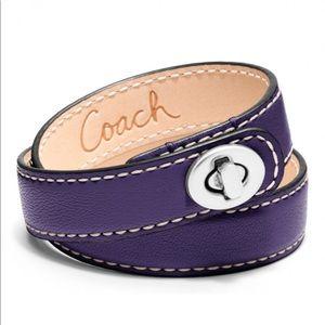 Coach WrapAround Bracelet